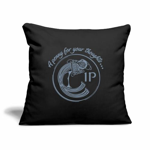 A penny for your thoughts - Sofa pillowcase 17,3'' x 17,3'' (45 x 45 cm)