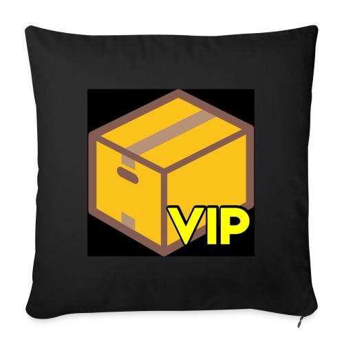 Collection The Box VIP - Housse de coussin décorative 45x 45cm