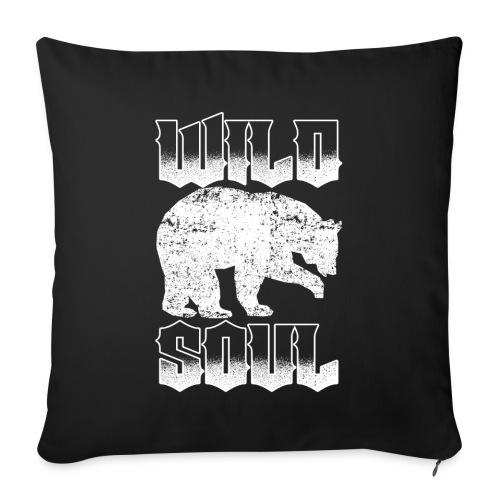 Wild Soul - Sofakissenbezug 44 x 44 cm