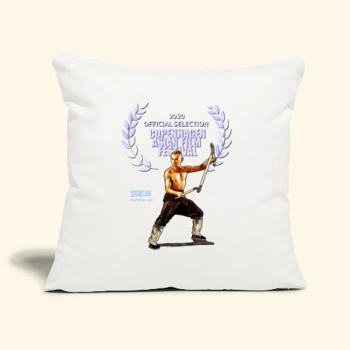 CAFF - Official Item - Shaolin Warrior 2 - Sierkussenhoes, 45 x 45 cm