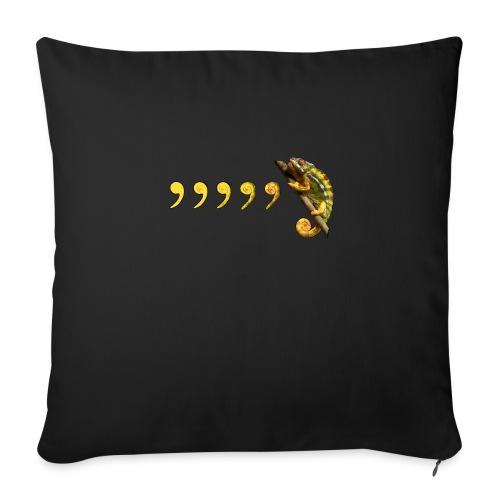 Comma Chameleon - Sofa pillowcase 17,3'' x 17,3'' (45 x 45 cm)