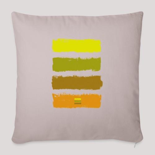 MK 16 - Sofa pillowcase 17,3'' x 17,3'' (45 x 45 cm)