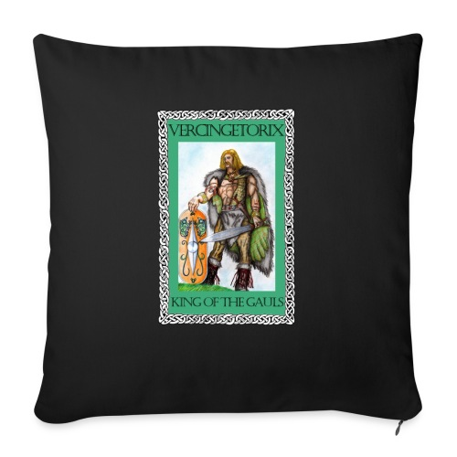 Vercingetorix - Sofa pillowcase 17,3'' x 17,3'' (45 x 45 cm)