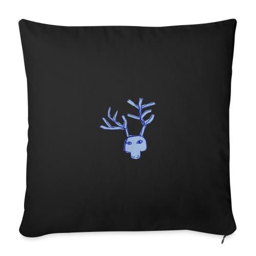 Jelen - Poszewka na poduszkę 45 x 45 cm