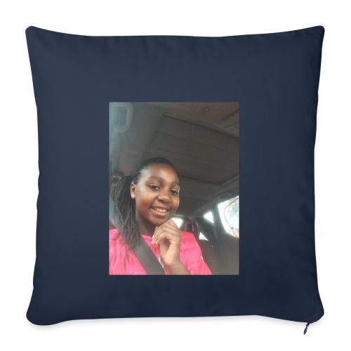 tee shirt personnalser par moi LeaFashonIndustri - Housse de coussin décorative 45x 45cm