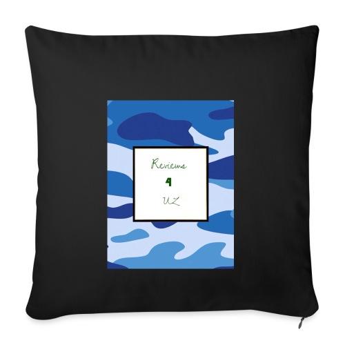 My channel - Sofa pillowcase 17,3'' x 17,3'' (45 x 45 cm)