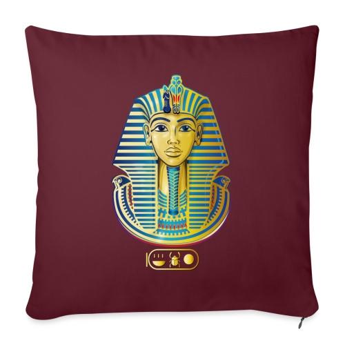 TUTANCHAMUN I Tutankhamen - Sofakissenbezug 44 x 44 cm