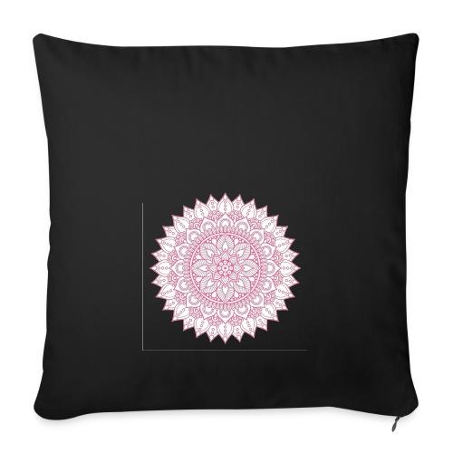 Mandala - Sofa pillowcase 17,3'' x 17,3'' (45 x 45 cm)