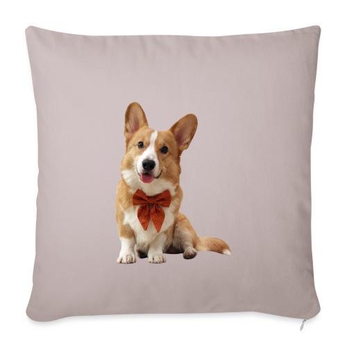Bowtie Topi - Sofa pillowcase 17,3'' x 17,3'' (45 x 45 cm)