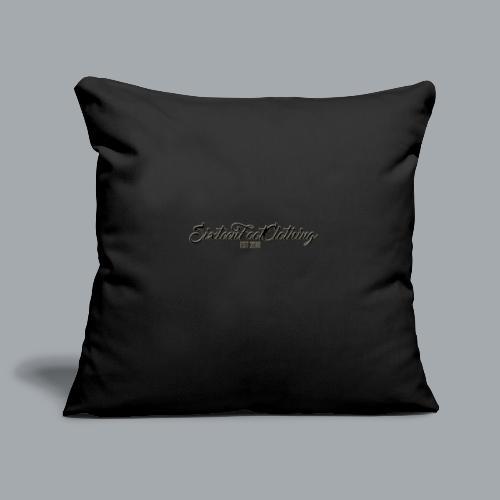 SixteenFootClothing EST 2018 - Sofa pillowcase 17,3'' x 17,3'' (45 x 45 cm)