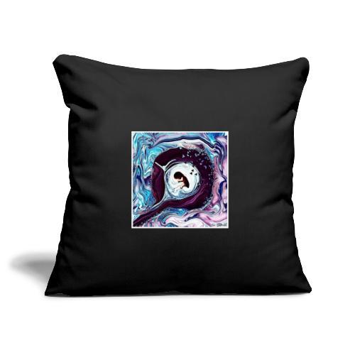 Parallel Universe par Isa Loween - Housse de coussin décorative 45x 45cm