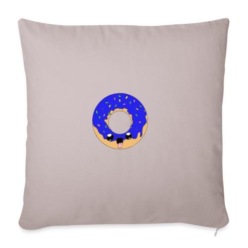donut22blue - Housse de coussin décorative 45x 45cm