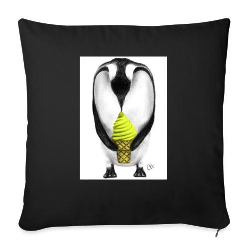 Penguin Adult - Sofa pillowcase 17,3'' x 17,3'' (45 x 45 cm)