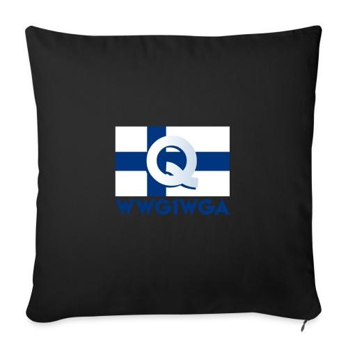 Suomi WWG1WGA - Sohvatyynyn päällinen 45 x 45 cm