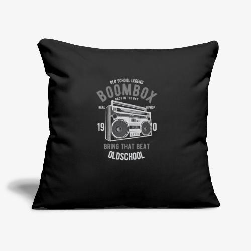 Boombox - Housse de coussin décorative 45x 45cm