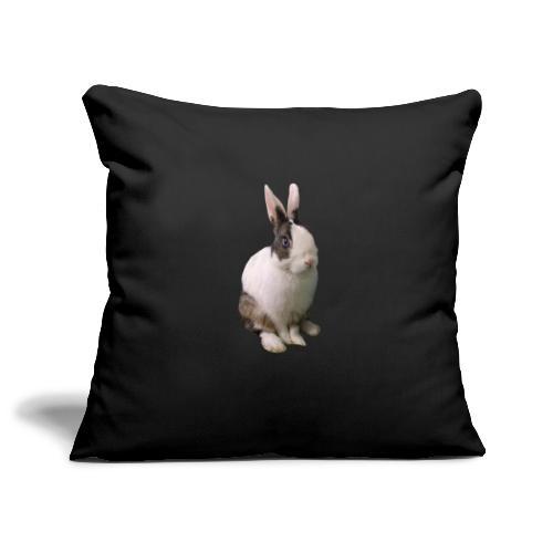 coniglio - Copricuscino per divano, 45 x 45 cm