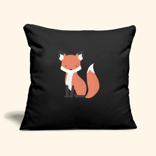 Fox Fox - Sofa pillowcase 17,3'' x 17,3'' (45 x 45 cm)