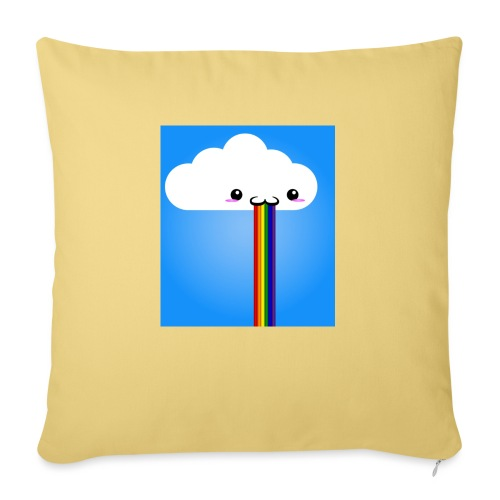 rainbow - Sofakissenbezug 44 x 44 cm