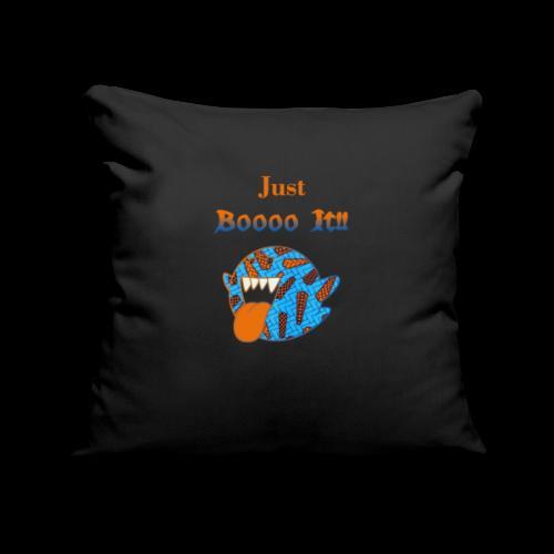 Just Boooo It : Orange Power !!! - Housse de coussin décorative 45x 45cm