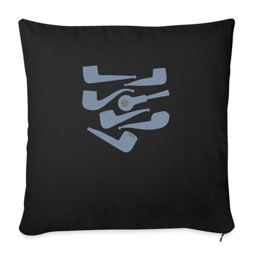 Italian Pipes - Sofa pillowcase 17,3'' x 17,3'' (45 x 45 cm)