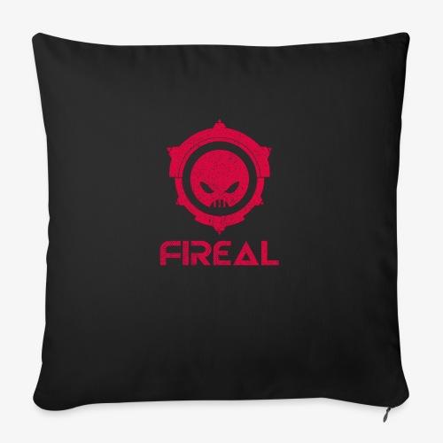 Fireal Imperial Design tote bag - Sofa pillowcase 17,3'' x 17,3'' (45 x 45 cm)
