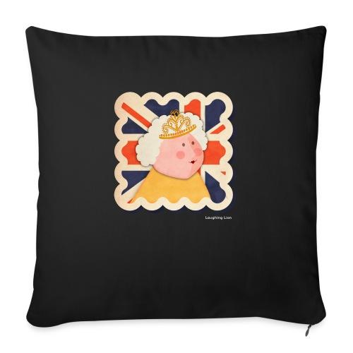 The Queen - Sofa pillowcase 17,3'' x 17,3'' (45 x 45 cm)