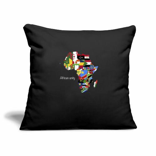 African unity - Housse de coussin décorative 45x 45cm