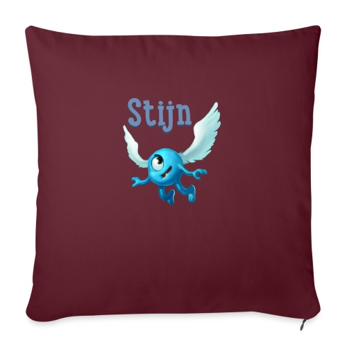 stijn png - Sofa pillowcase 17,3'' x 17,3'' (45 x 45 cm)