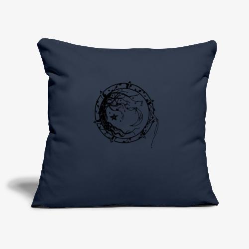Tree of Life - Sofa pillowcase 17,3'' x 17,3'' (45 x 45 cm)
