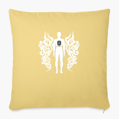 Houseology Original - Angel of Music - Sofa pillowcase 17,3'' x 17,3'' (45 x 45 cm)