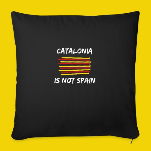Catalonia Scratch - Sofa pillowcase 17,3'' x 17,3'' (45 x 45 cm)
