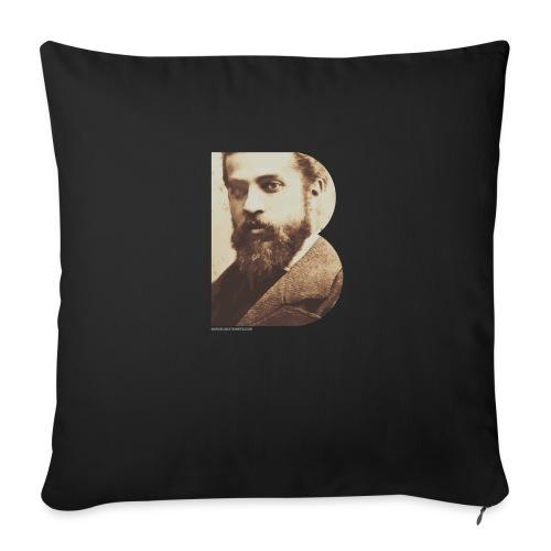 BT_GAUDI_ILLUSTRATOR - Sofa pillowcase 17,3'' x 17,3'' (45 x 45 cm)