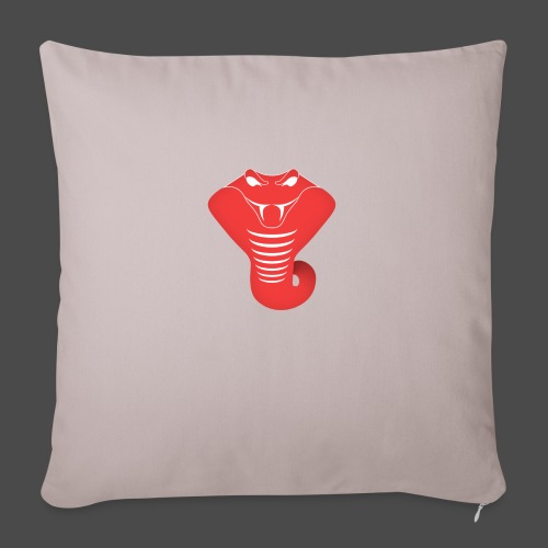 Just Some Bass snake png - Sofa pillowcase 17,3'' x 17,3'' (45 x 45 cm)