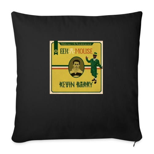 Eek a Mouse Kevin Barry - Sofa pillowcase 17,3'' x 17,3'' (45 x 45 cm)