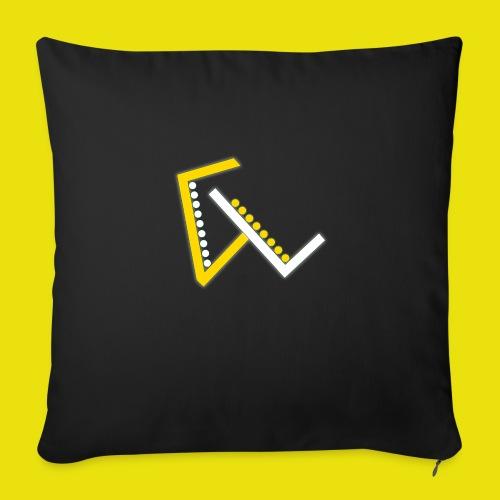 Giulio Laura FX T-Shirt - Copricuscino per divano, 45 x 45 cm