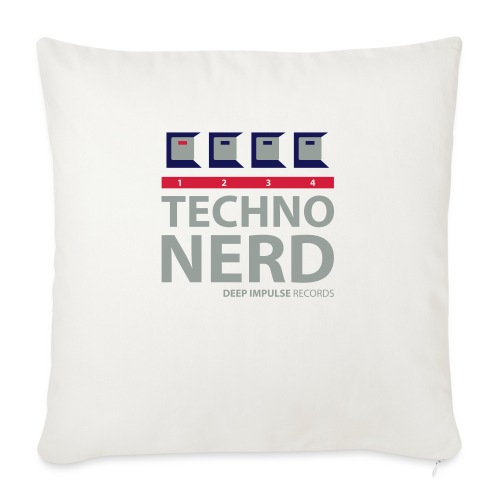 Techno Nerd - Sofa pillowcase 17,3'' x 17,3'' (45 x 45 cm)