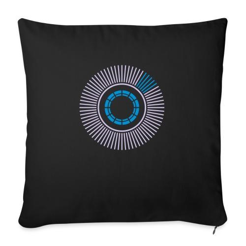 pdjuk-1 - Sofa pillowcase 17,3'' x 17,3'' (45 x 45 cm)