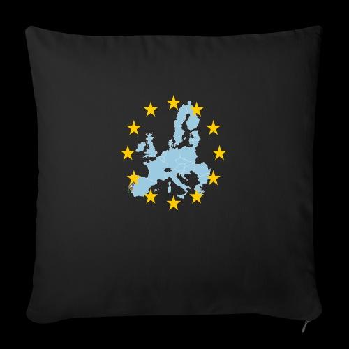 EU Portugal - Sofakissenbezug 44 x 44 cm