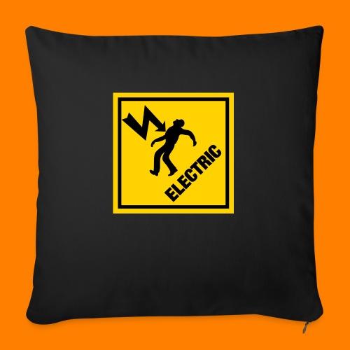 electric - Sofa pillowcase 17,3'' x 17,3'' (45 x 45 cm)