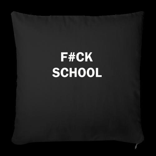 School Collection - Sofaputetrekk 45 x 45 cm
