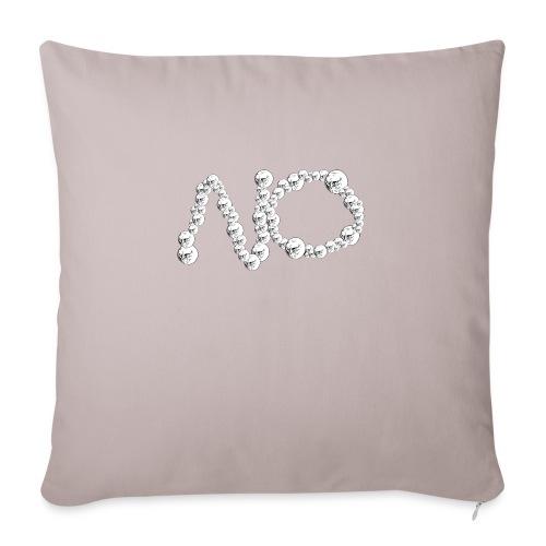 No Meme - Copricuscino per divano, 45 x 45 cm