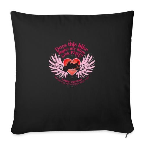Kabes Fast Bum T-Shirt - Sofa pillowcase 17,3'' x 17,3'' (45 x 45 cm)