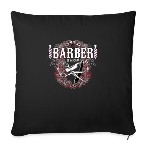 Barber Shop_03 - Copricuscino per divano, 45 x 45 cm