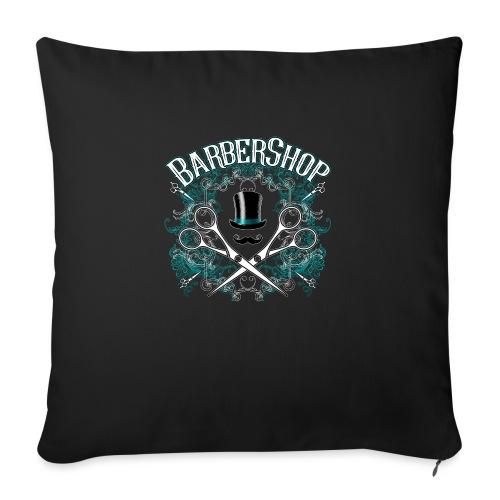 Barber Shop_04 - Copricuscino per divano, 45 x 45 cm