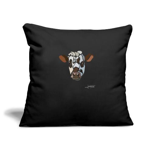 cow-spread - Housse de coussin décorative 45x 45cm