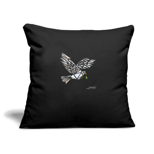 colombus-spread - Housse de coussin décorative 45x 45cm