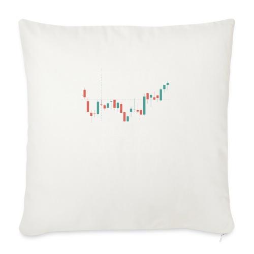 I love forex - Copricuscino per divano, 45 x 45 cm