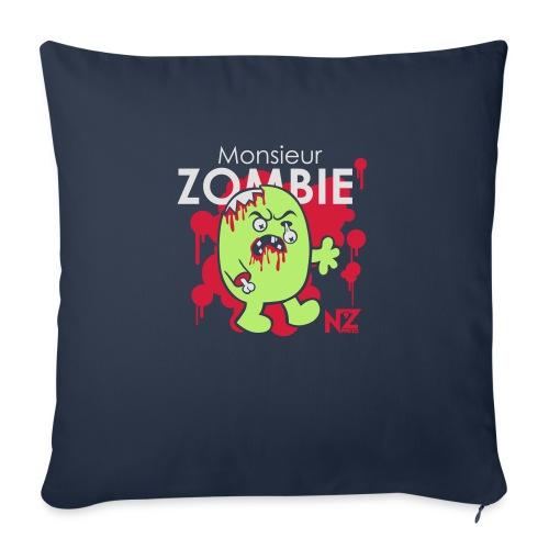 mr zombie - Housse de coussin décorative 45x 45cm
