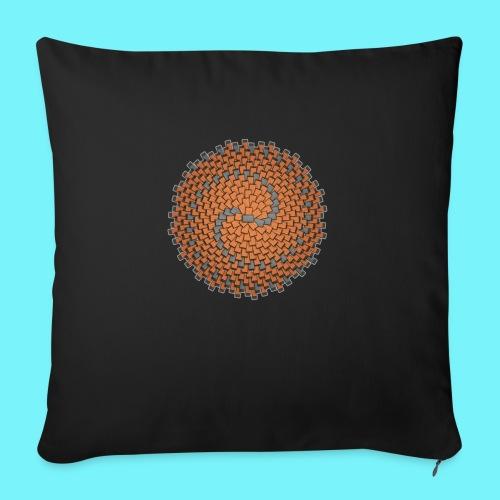 Wallflower - Sofa pillowcase 17,3'' x 17,3'' (45 x 45 cm)