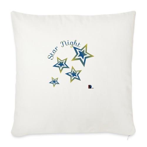 Star - Funda de cojín, 45 x 45 cm